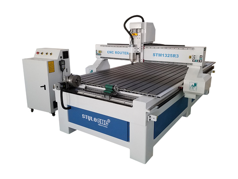 4x8 CNC Router with 4th Axis